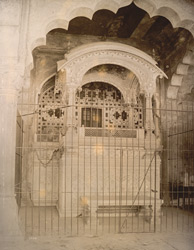 Marble Throne, Diwan-i-Am, Delhi
